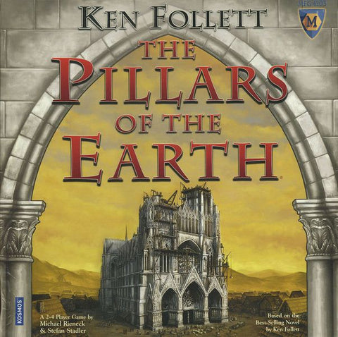 The Pillars of the Earth - Game Detective
