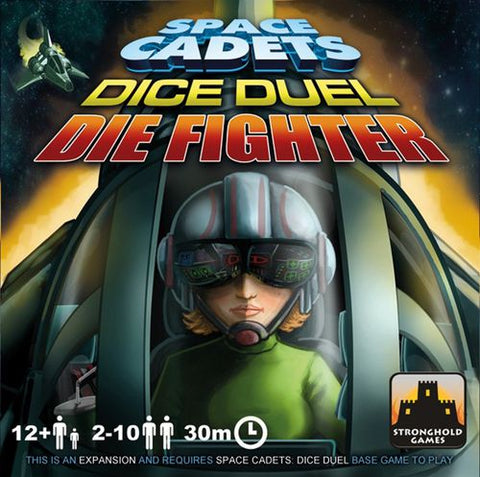 Space Cadets: Dice Duel – Die Fighter - Game Detective