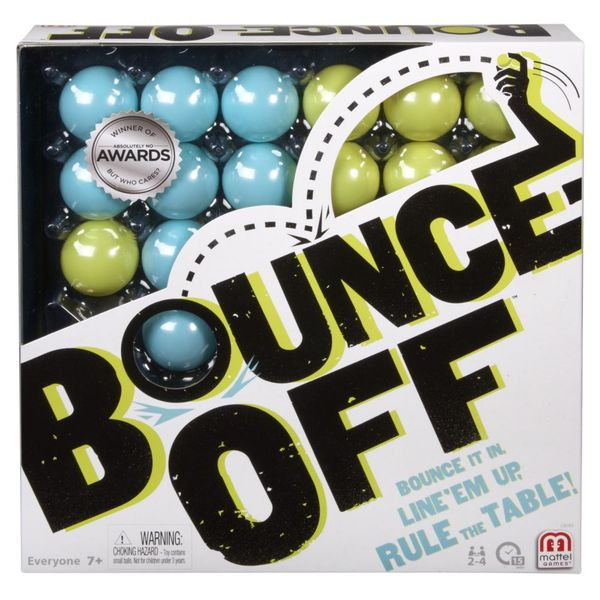 Bounce-Off - Game Detective
