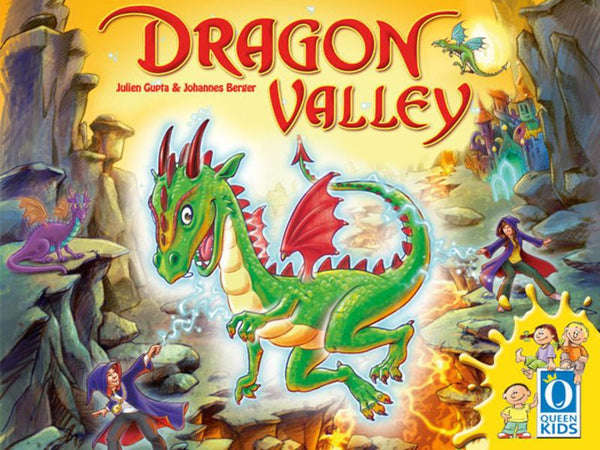 Dragon Valley - Game Detective