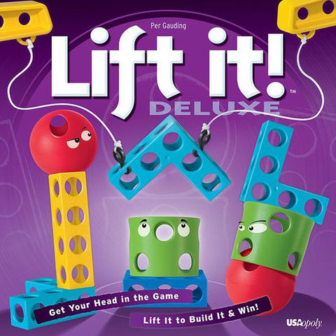 Lift it! Deluxe - Game Detective