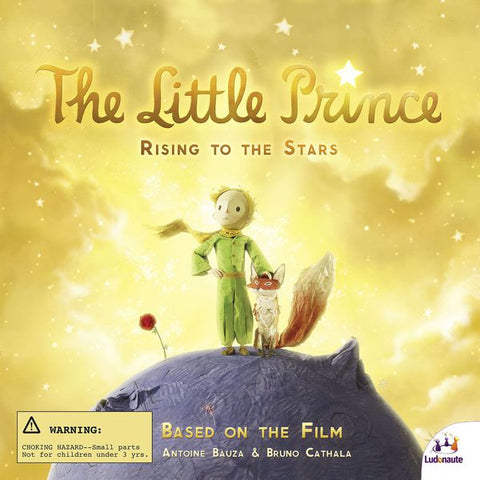 The Little Prince: Rising to the Stars - Game Detective