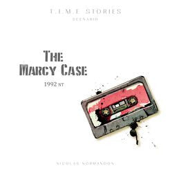 TIME Stories: The Marcy Case - Game Detective