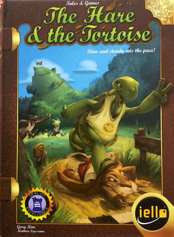 Tales & Games: The Hare & the Tortoise - Game Detective