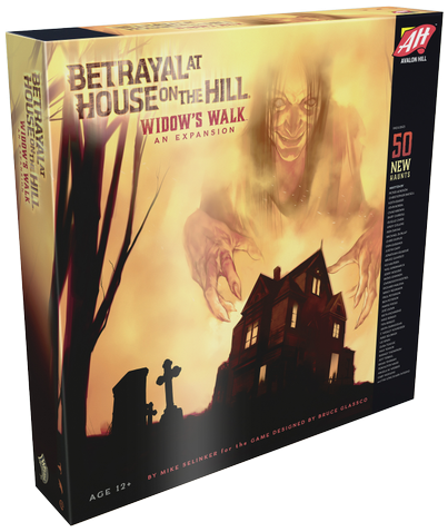 Betrayal at House on the Hill: Widow's Walk - Game Detective