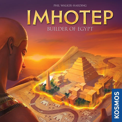 Imhotep - Game Detective