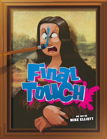 Final Touch - Game Detective