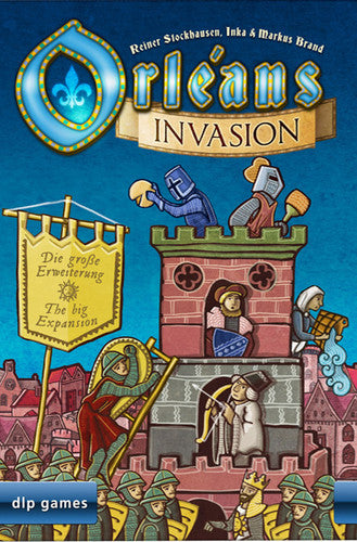 Orléans: Invasion - Game Detective