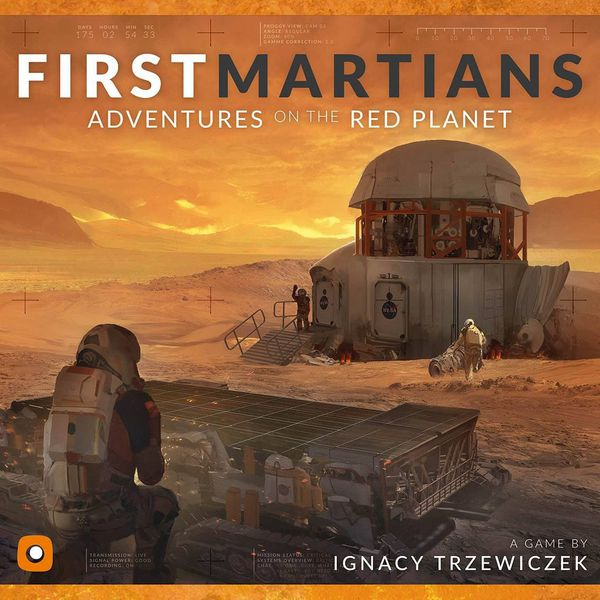 First Martians: Adventures on the Red Planet - Game Detective