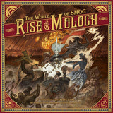 The World of Smog: Rise of Moloch Complete Kickstarter Edition