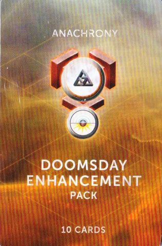 Anachrony: Doomsday Enhancement Pack - Game Detective
