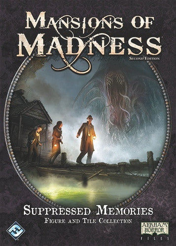 Mansions of Madness: Suppressed Memories - Game Detective
