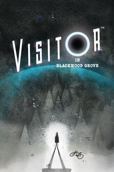 Visitor in Blackwood Grove - Game Detective
