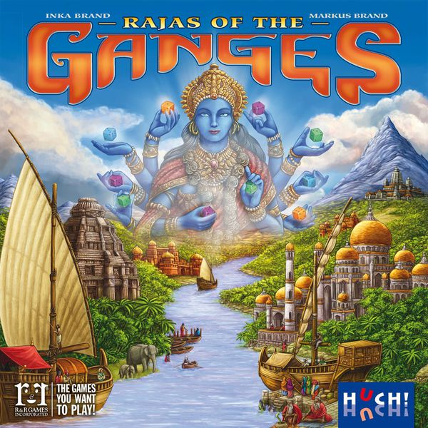 Rajas of the Ganges - Game Detective