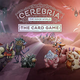 Cerebria: The Card Game - Game Detective