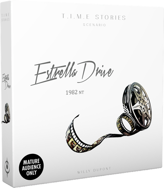 T.I.M.E Stories: Estrella Drive - Game Detective