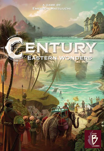 Century: Eastern Wonders - Game Detective