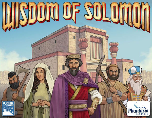 Wisdom of Solomon - Game Detective