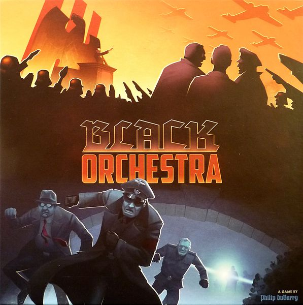 Black Orchestra - Game Detective