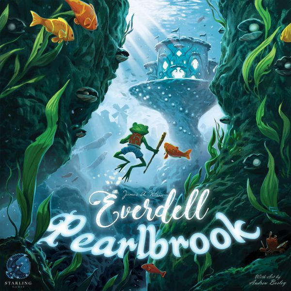 Everdell: Pearlbrook Expansion [Pre-order]