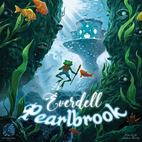 Everdell: Pearlbrook Expansion [Pre-order] - Game Detective