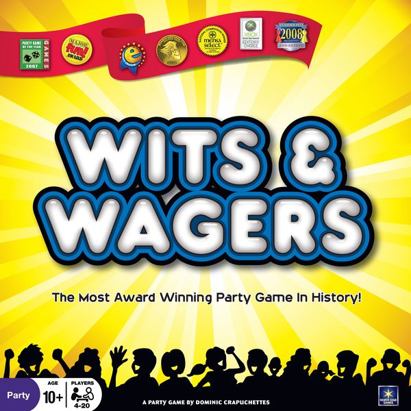 Wits & Wagers: Deluxe Edition - Game Detective