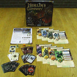 Shadows over Camelot: Merlin's Company - Game Detective