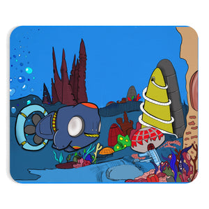Underwater Adventures Mousepad