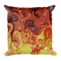 Fire Inside Premium Pillow