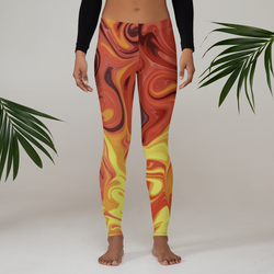 Fire Inside Leggings