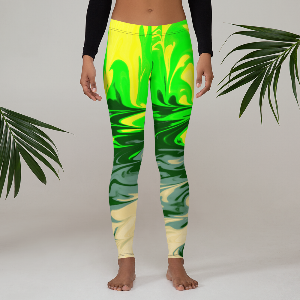 Greenery Leggings