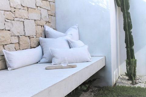 WHITE CLOUD OUTDOORS POOLSIDE CUSHIONS
