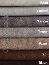 Vegan Leather Laysleepplay mini mattress 13 colours