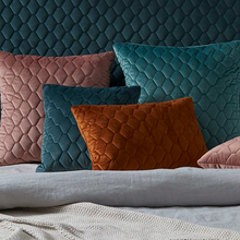 Royal quilted velvet collection