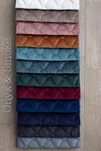 Royal Quilted Velvet Lounger 12 Colours 5 sizes
