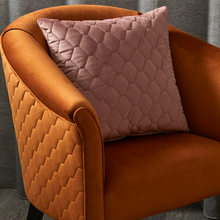Royal Quilted velvet Cushions & Pouf collection