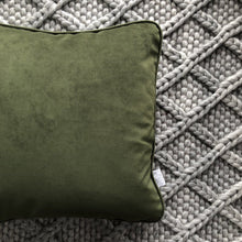 Lux Velvet Cushions 30 colours 3 sizes