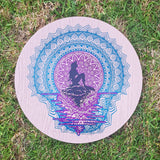 Mermaid Mandala Plaque