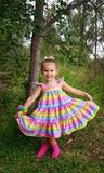 Super Rainbow Dress