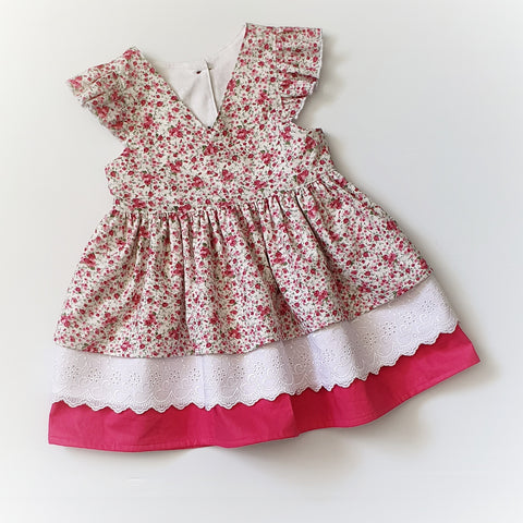 Sweet Rosey Dress