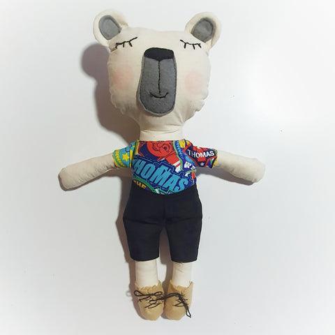 Thomas the Beary Sweet Bear