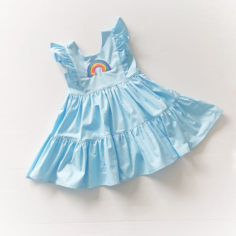 After the Rain Twirl Dress