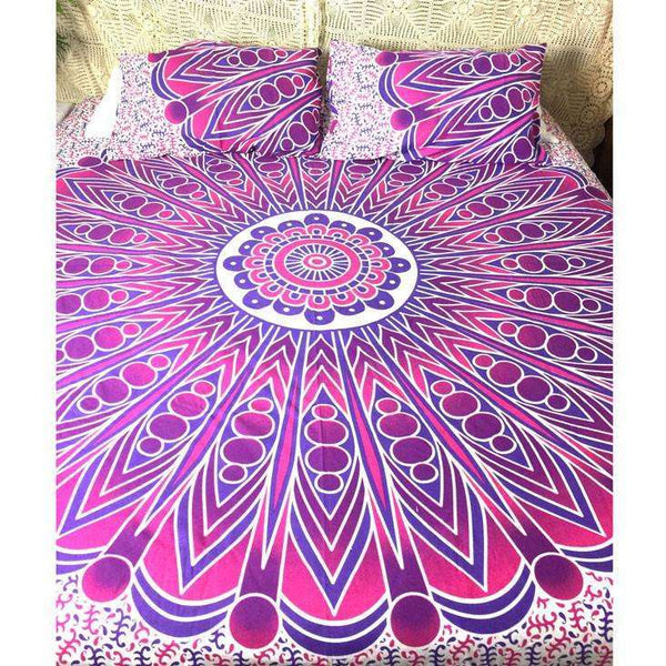 Singari Mandala Doona Cover Set (Queen)