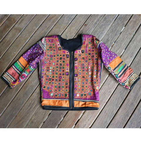Vintage Banjara Jacket No. 3 (Small)