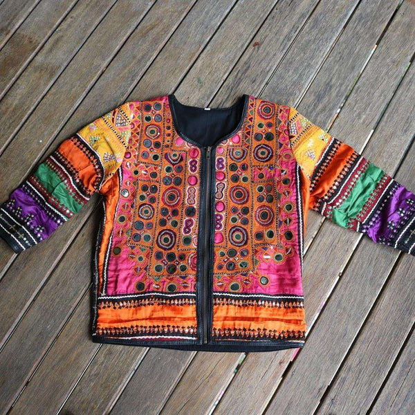 Vintage Banjara Jacket No. 2 (Large)
