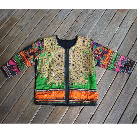 Vintage Banjara Jacket No. 6 (X-Large)