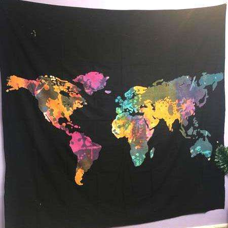 Our World Tapestry