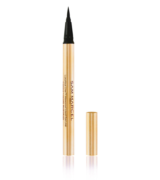 Luxurious Waterproof Liquid Eye Liner - Intense Noir