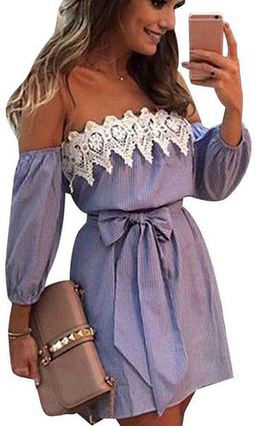 Lace Beach Beautiful Cover Up Cardigan Dress
