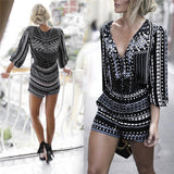 New York Active Style Playsuit - Lizachic